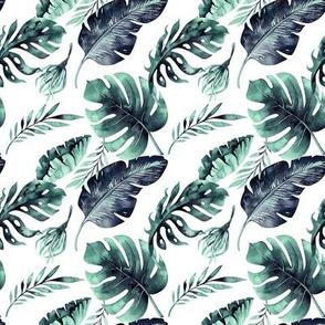 Tropical florals 3