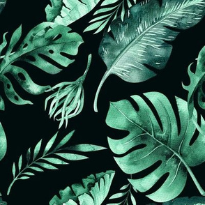 Tropical florals 4