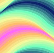 06686432 : billowing hawaiian waves