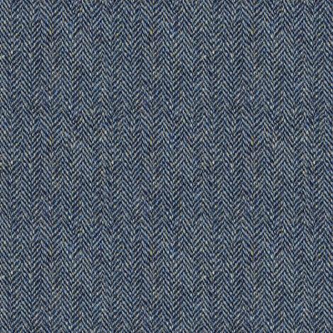 faux tweedy grey herringbone fabric by weavingmajor on Spoonflower - custom fabric