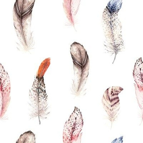 Boho Feather 5