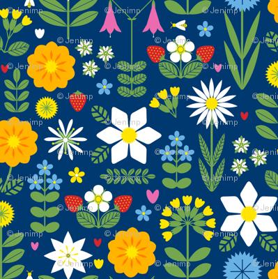 Vilda Blommor (Wildflowers)