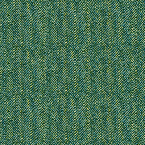 tweedy forest green herringbone fabric by weavingmajor on Spoonflower - custom fabric
