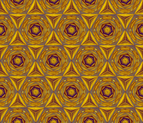 Star Mosaic Pattern Fabric 2 fabric by cveti on Spoonflower - custom fabric