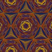 Star Mosaic Pattern 3