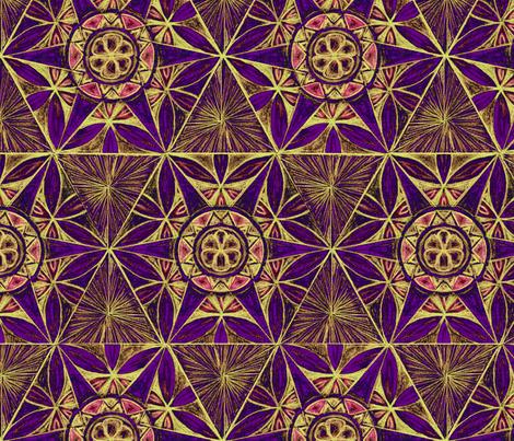 kaleidoscope_pattern98 fabric by cveti on Spoonflower - custom fabric