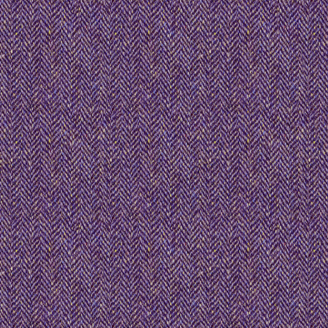 faux tweedy plum herringbone fabric by weavingmajor on Spoonflower - custom fabric