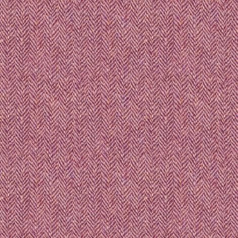 faux tweedy light red herringbone fabric by weavingmajor on Spoonflower - custom fabric