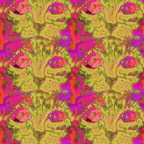 CAT_EYES_PSYCHEDELIC_GREEN_PINK_RED_ORANGE_by_PAYSMAGE