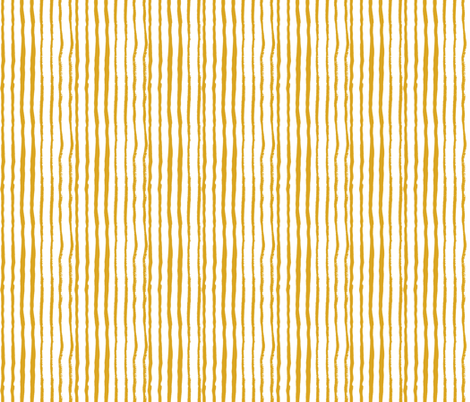 gold stripes gold stripe fabric fabric paint painterly stripes stripe fabric fabric by charlottewinter on Spoonflower - custom fabric