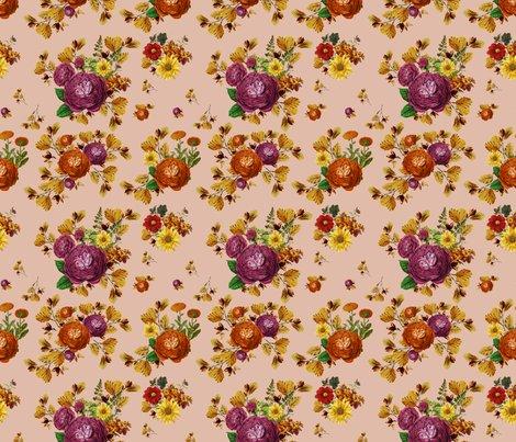 Rautumn_book_flowers_muted_peach_shop_preview
