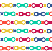 Bicycle Chain - Multicolor