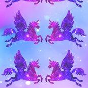Rspoonflower_cosmic_pegacorn_pink_blue_bg_shop_thumb