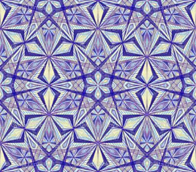 Diamond Star Blue