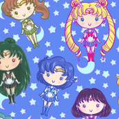 CutiE Moons - Inners & Outers - Large