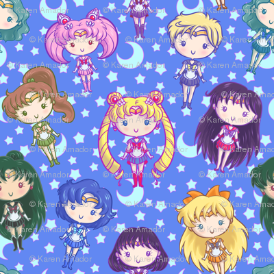 CutiE Moons - Inners & Outers - Micro