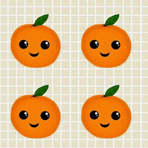 Juicy Happy Orange