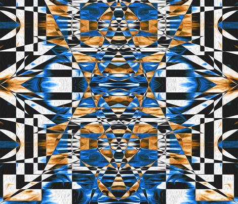 §†∂çå fabric by th3gr3ymatt3r on Spoonflower - custom fabric