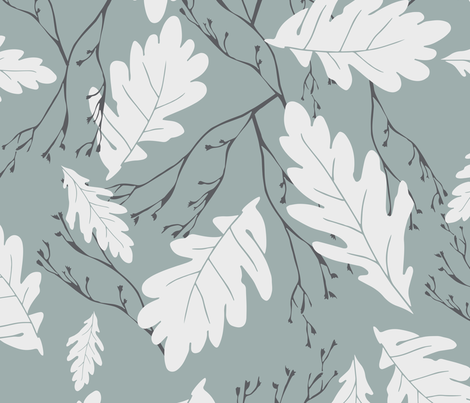 Autumic fabric by natalia_gonzalez on Spoonflower - custom fabric