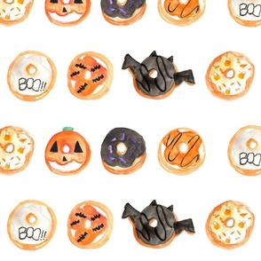 "Halloween Donuts 3.25"""