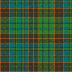 "Stewart old tartan, 6"", ancient colors"