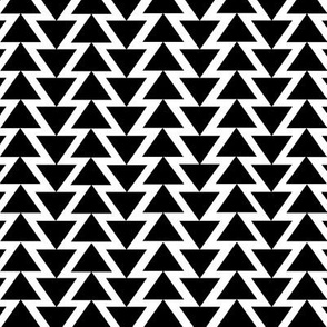 Black Triangle Lines