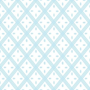 Simple diamond japanese pattern