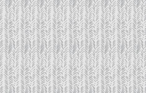 Grey on Grey Brush Stroke fabric by hudsondesigncompany on Spoonflower - custom fabric