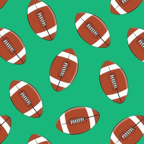 college football - green
