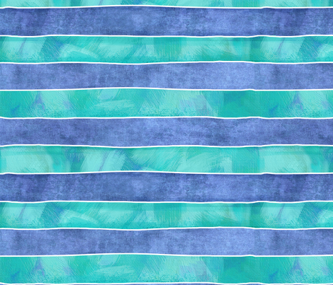 Spaceship stripes blues fabric piper paige spoonflower for Spaceship fabric
