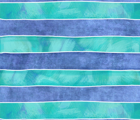 Spaceship stripes blues large fabric piper paige for Spaceship fabric