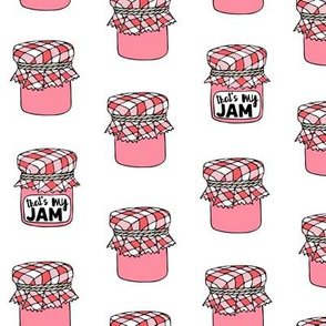 That's my jam - pink
