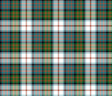 "MacDonald dress #1 ancient, 6"" fabric by weavingmajor on Spoonflower - custom fabric"
