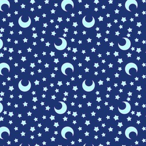 Moons and Stars for CutiEs - Dark
