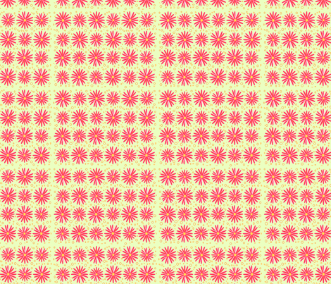 Pretty Red Flowers fabric by cathiedesigns on Spoonflower - custom fabric
