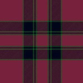 "Augustus Inverness tartan, 6"""