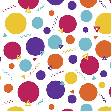 good vibrations  fabric by stofftoy on Spoonflower - custom fabric