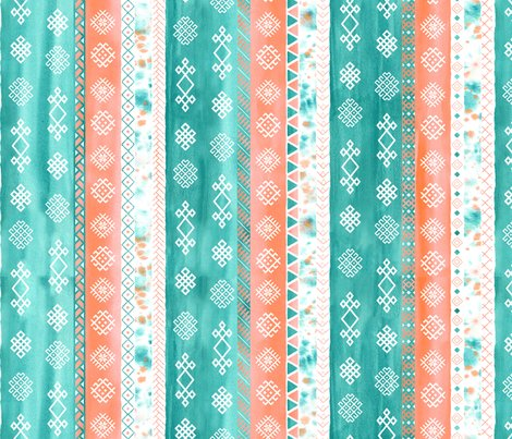 Rrbaltic_bohemian_gypsy_coral_teal_shop_preview
