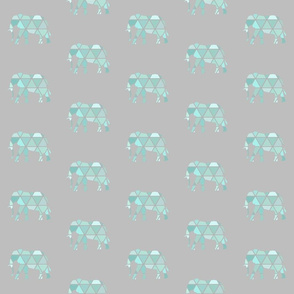 Seaglass Elephant