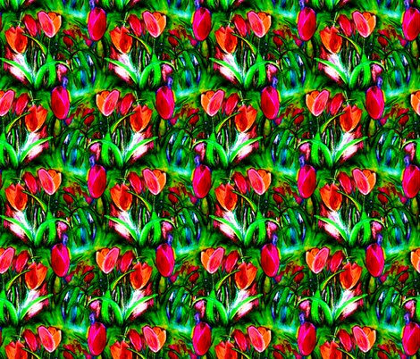 Rvibrant__tulip_field_1_green_red_by_paysmage_shop_preview