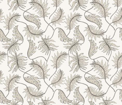 ORINOCO_LEAF fabric by holli_zollinger on Spoonflower - custom fabric
