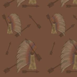 Headdress n Arrows