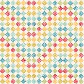 spiral chevon multicolor