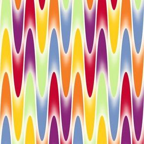 Fade Darts - Rainbow