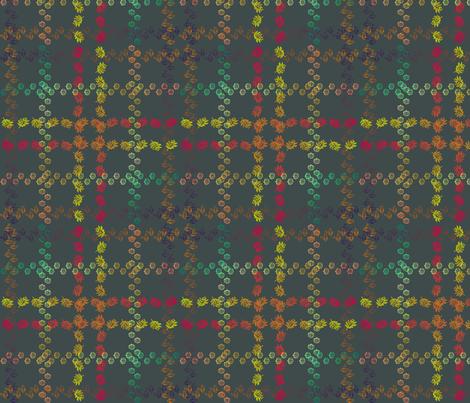 Autumn Plaid fabric by krystalsavage on Spoonflower - custom fabric