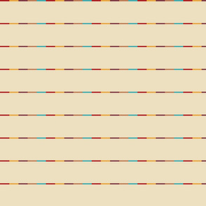 Inca Stripes horizontal