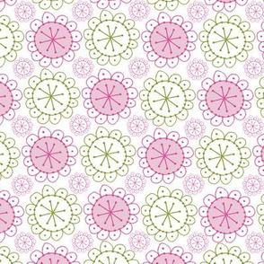 Boho Blossom Pink