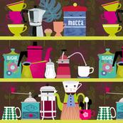 Coffeelovers shelf