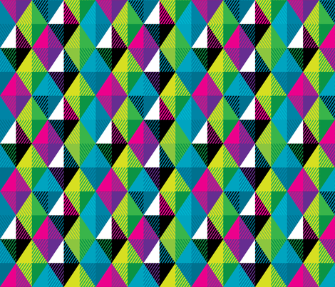 Dressed Up Geometry fabric by blairwhite712 on Spoonflower - custom fabric
