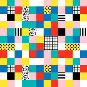 pixel memphis